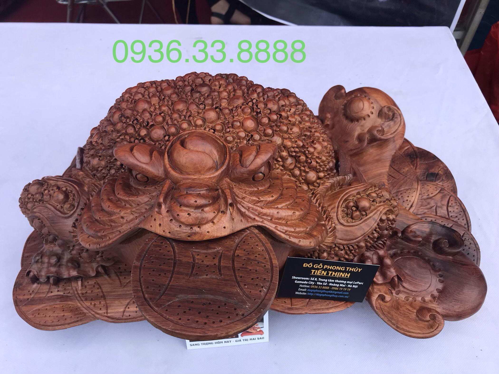Cố ngậm tiền gỗ hương Gia Lai