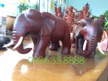 Tượng voi phong thủy