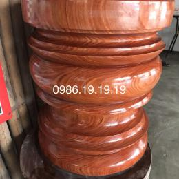 Đôn kê tượng gỗ hượng Gia Lai