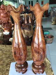 lộc bình phong thủy, gỗ Cẩm lai Đakmin Đaklak