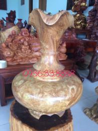 lộc bình củ tỏi, gỗ nu Nghiến Na Hang Tuyên Quang