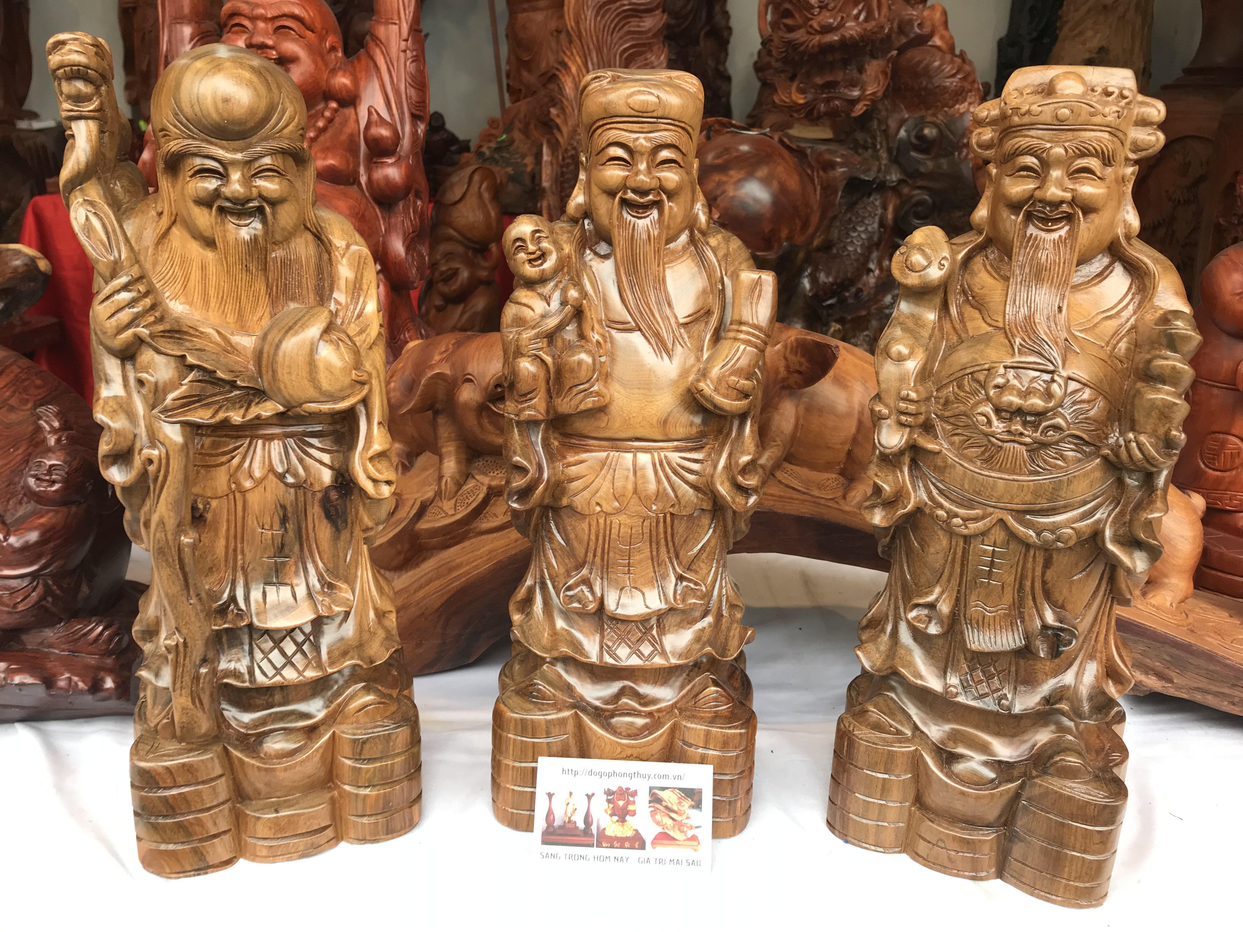 Tượng Tam Đa Gô Bach Xanh Mộc Châu