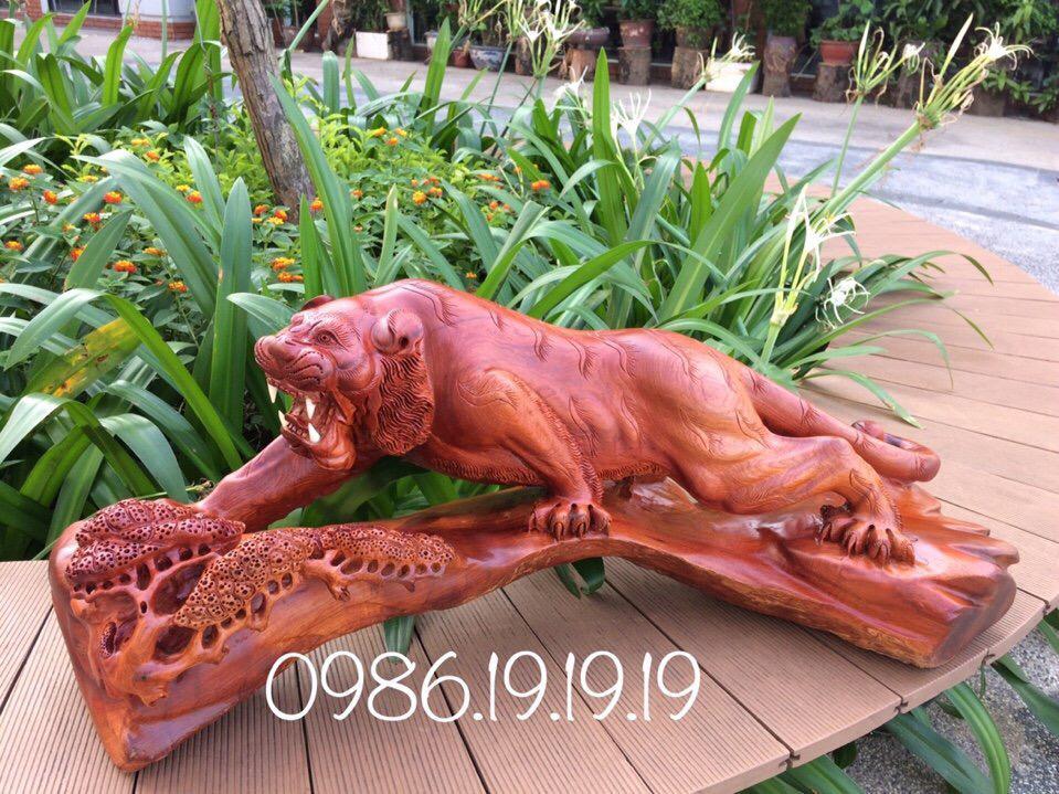 Tượng Hô Phong thủy Gô Hượng Gia Lai