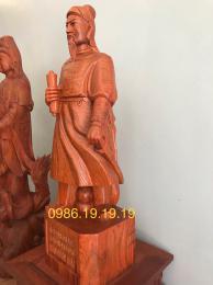 Tượng Trần Hưng Đạo, Đại Vương