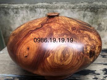 Bình Phú Quý gỗ Cẩm lai Krongpa
