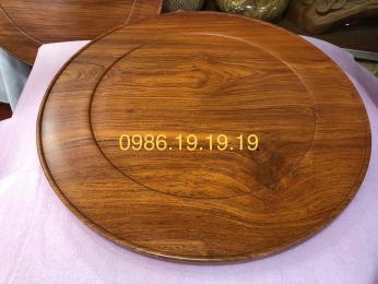 Mâm gỗ hương