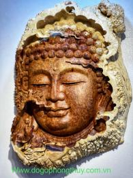 Tượng Phật Tổ Gỗ Nu Hương